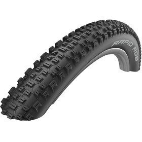 "SCHWALBE Rapid Rob Active Bike Tyre KevlarGuard SBC 27.5x2.10"" black"